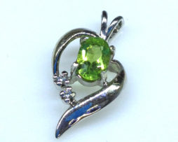 3024b Peridot CO 6x4 Oval 14WG Set