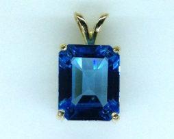 5359 Swiss Blue Topaz