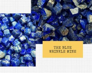 Lapis Blue Wrinkle Mine 1