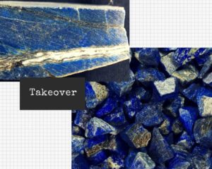 Lapis Blue Wrinkle Mine 6